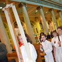 Divine Mercy Sunday at OLMC photo album thumbnail 6